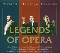 Legends of Opera
