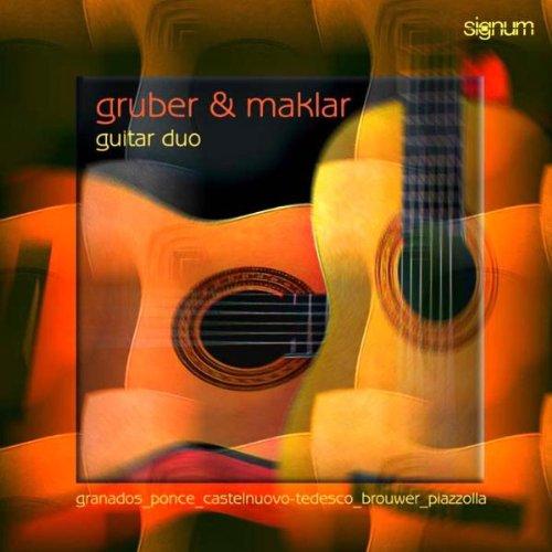 Werke für zwei Gitarren