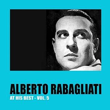 Alberto Rabagliati at His Best, Vol. 5