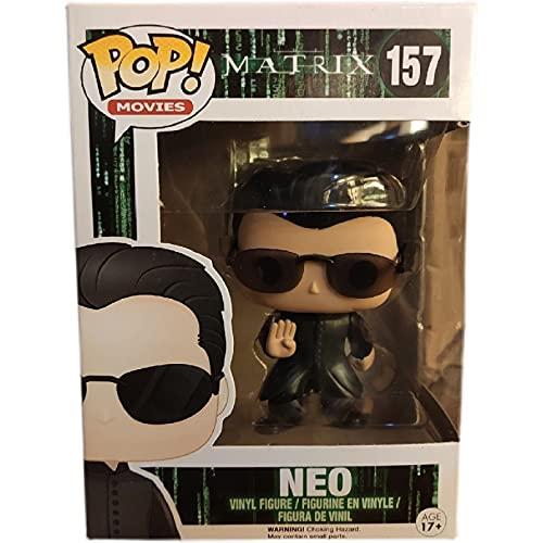 Funko Pop Movie Matrix Neo Figure Collectible Toy Boy's Toy