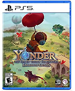 Yonder: The Cloud Catcher Chronicles Enhanced Edition - PlayStation 5 Enhanced Edition by Merge Games