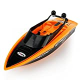 SODIAL 4 Type 2.4GHZ RC Boat Radio Remote Control High Speed Boat RC