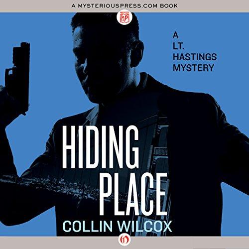Hiding Place audiobook cover art