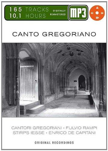 Canto Gregoriano (Mp 3)
