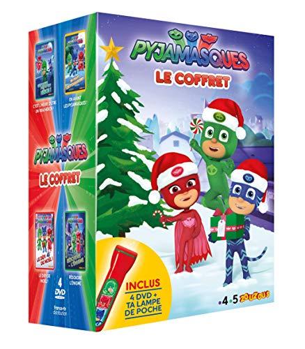 Pyjamasques - Le Coffret [Francia] [DVD]