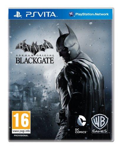Batman: Arkham Origins Blackgate (PS Vita) [Importación Inglesa]