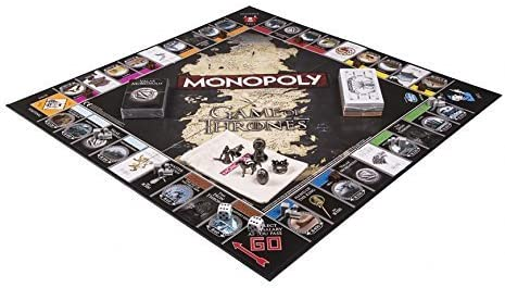 1. USAOPOLY Monopoly Game of Thrones Board Game