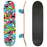Zoom IMG-1 xootz kids skateboard per principianti