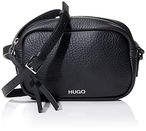 HUGODowntown Crossb-sMujerShoppers y bolsos de hombroNegro (Black)10x24x21 centimeters (B x H x T)