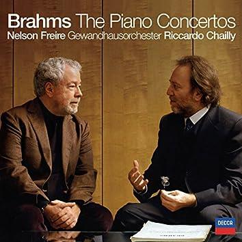 Brahms: The Piano Concertos (Bonus Track)