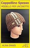 Cappellino Spesso Modello per Uncinetto