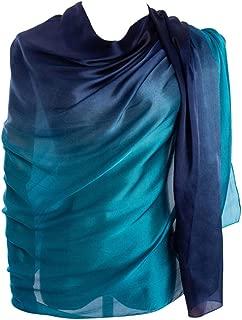 Women's Scarves 100% Silk Long Lightweight Scarfs for women