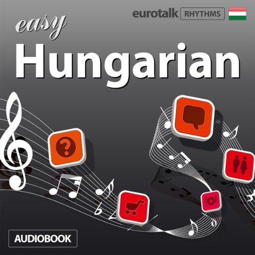 Rhythms Easy Hungarian audiobook cover art