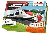 Märklin-Pack de iniciación tren rápido suizo, multicolor (29335) , color/modelo surtido