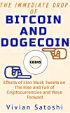 The Immediate drop of Bitcoin and Dogecoin: Effects of Elon Musk Tweets On The Rise and Fall of Cryptocurrencies and Ways Forward (English Edition)