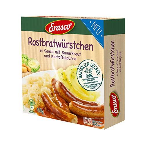 Erasco Rostbratwürstchen Menüschale, 1 stück, 490