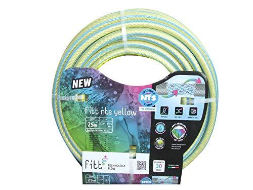 Fitt Yellow Tuyau NTS New, jaune, mm 19 x 50 mt