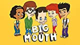 Liah FineArts Big Mouth Season 3 107cm x 60cm Silk Poster Dormitorio o la Sala de Estar o la decoracin del Aula