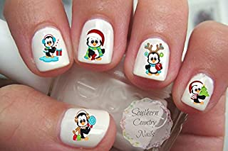 Best christmas penguin nail art Reviews