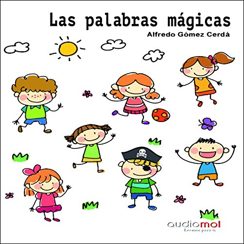 Las palabras mágicas [The Magic Words]  By  cover art