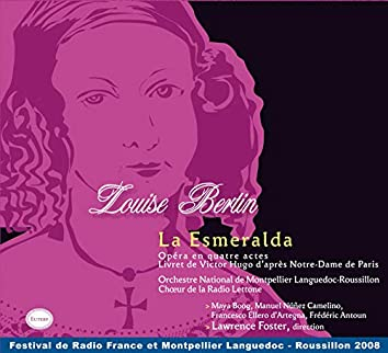 Bertin: La Esmeralda
