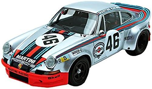 Spark Porsche 911 Carrera RSR  46 Martini Racing 4th 24h Lemans 1973 1 18