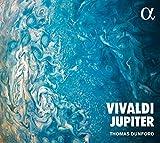 Vivaldi: Jupiter - Arien; Concertos - Thomas Dunford