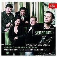 Serenade by DVORAK / BEETHOVEN / SVENDSEN / F (2009-08-25)