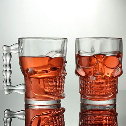 Bicchieri Da Champagne, Tazze, Tazzine Da Caffè Bicchiere Da Birra Creativo Bicchiere Da Whisky In Cristallo Bicchiere Da Whisky Con Manico Bere Vino Liquori Vodka Cup Bar Party Drinkware