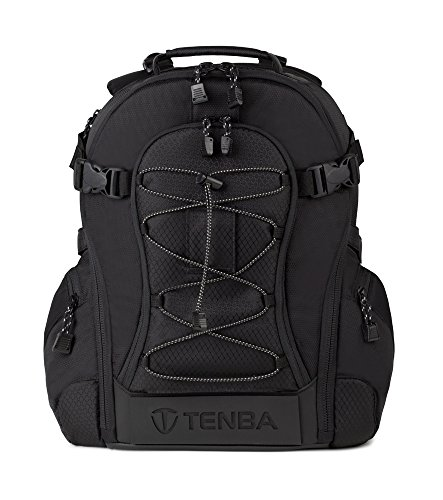 Tenba Shootout - Zaino porta fotocamera, piccolo, colore nero