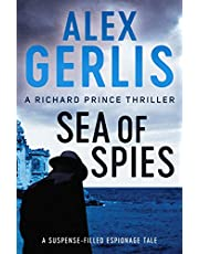 Sea of Spies: 2 (The Richard Prince Thrillers)