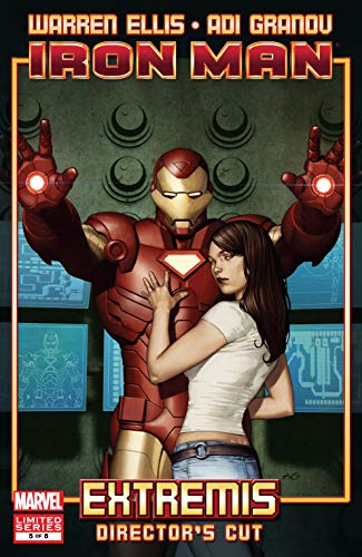 Iron Man: Extremis - Director's Cut (2010) #5 (of 6) (English Edition)