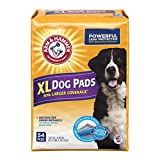 Arm & Hammer For Pets '54 Count Puppy Training Pads with Baking Soda, X-Large/30 x 22.5'''