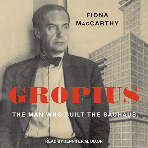 Gropius  By  cover art