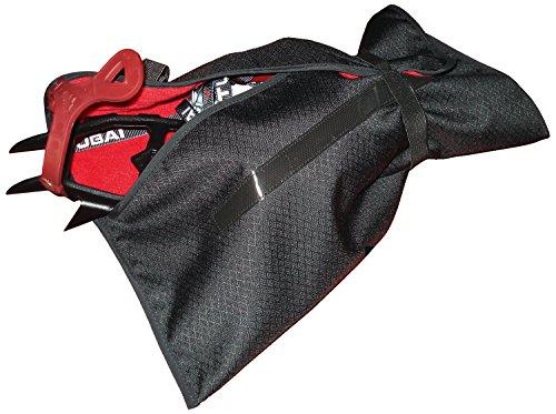 Stubai Sports - Bolsa para Escalada (ciere de Velcro, 95 gr), Color Blanco