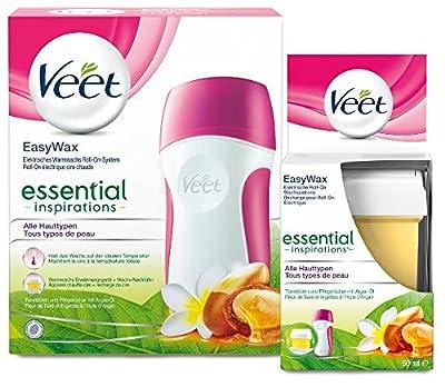 Veet Easy Wax Roll-on-Set