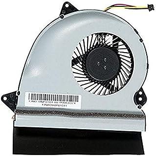 Asus ROG GL552 GL552JX GL552VWGL552VW-DH71用の交換用の新しいCPUクーラー冷却ファン