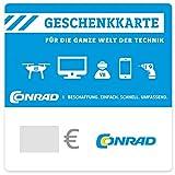 Conrad Geschenkkarte Config - für Deutschland - Gutschein per E-Mail