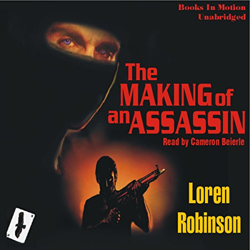 Making of an Assassin cover art