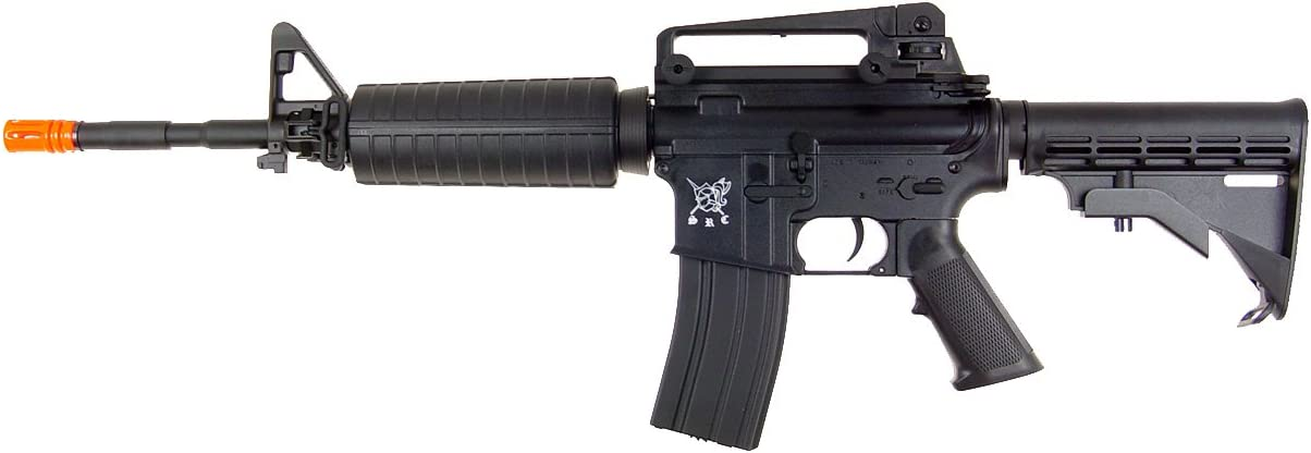 price src aeg-m4a1 semi full auto Direct stock discount nimah blk included-metal charger gb