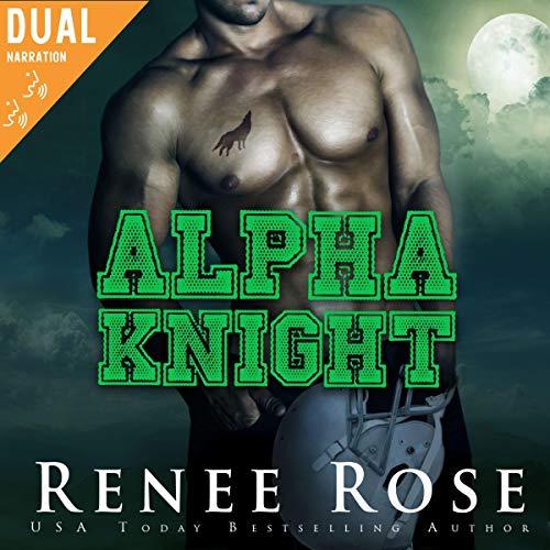 Alpha Knight cover art