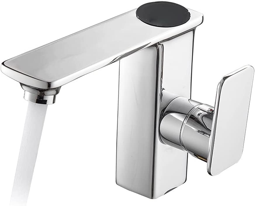 ALYHYB Bathroom Sink Taps NEW Bath Room w - Cold Basin Jacksonville Mall Faucet Hot