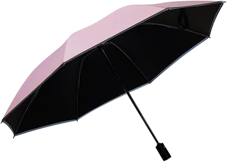 Memory Memory Memory Winddichte Umbrella, Faltumbrella mit automatischer, geschlossener Nahfunktion, Windproof Strong Reinforced 8 Aluminiumrippen mit Rust Falten B07P56HS9S 76f3f2