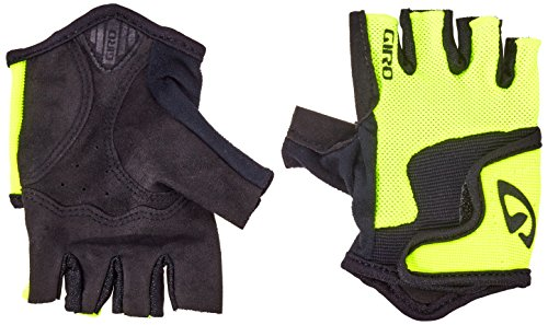 Giro Kinder Handschuhe Bravo, Highlight Yellow/Black, L
