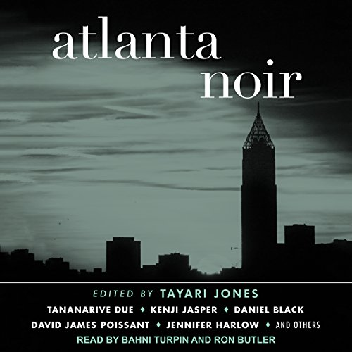 Atlanta Noir audiobook cover art