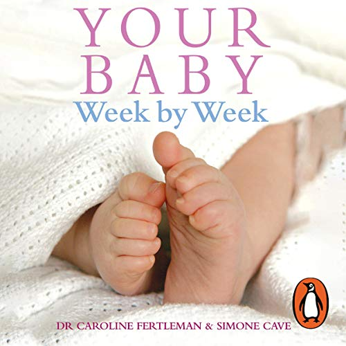 Your Baby Week by Week audiobook cover art