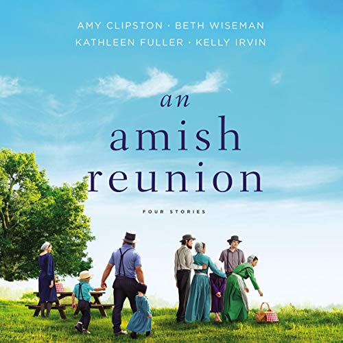 An Amish Reunion Titelbild