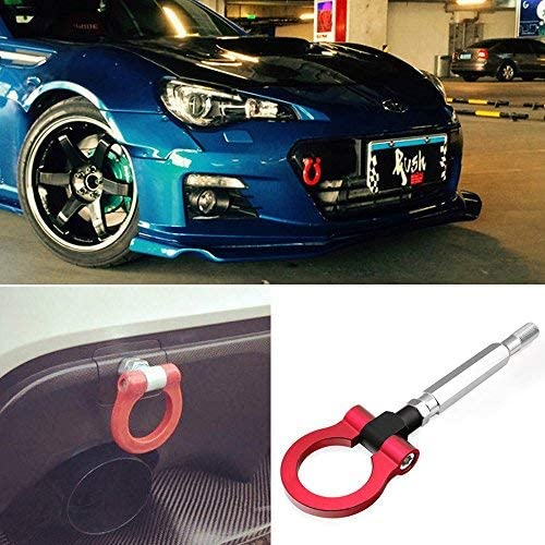 Aishun Dtouch Sports Red Don't miss the campaign Track Racing Co Style Tow Aluminum Hook Memphis Mall