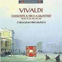 Cti a Tre E a Quattro by A. Vivaldi