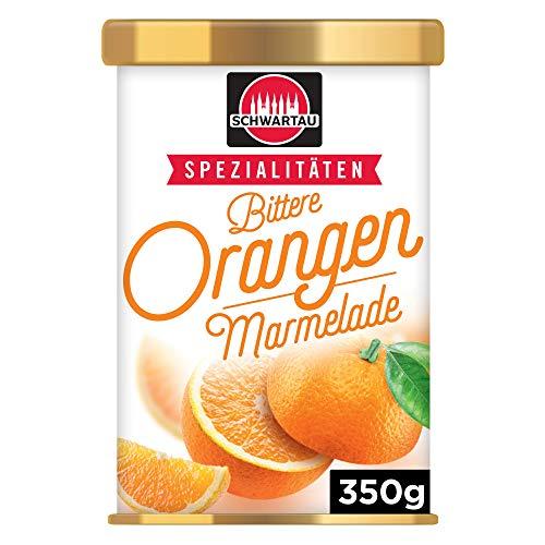 Schwartau Spezialitäten Bittere Orangen-Marmelade, nach englischem Originalrezept, 6er Pack (6 x 350 g Dose)